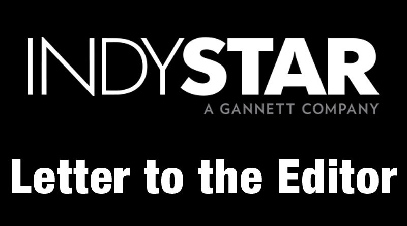 IndyStar Letter to the Editor