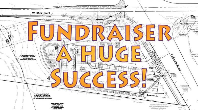 fundraiserhugesuccess